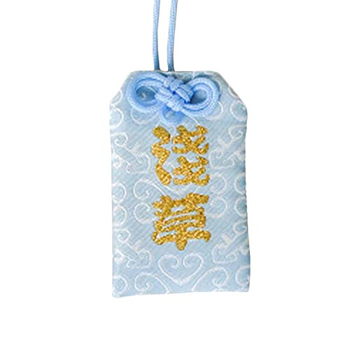 Black Temptation Estilo japonés Bolsa de bendición Bolso Accesorios Coche Colgante decoración #08