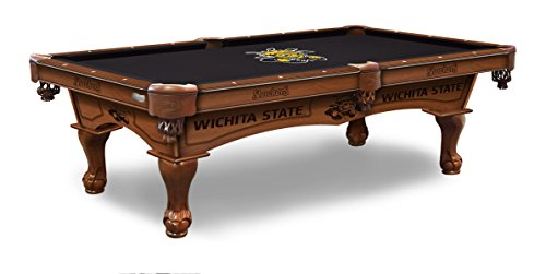 Affordable Holland Bar Stool Co. Wichita State 8' Pool Table by The