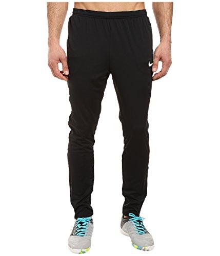Nike Herren Dry Academy Pant Football Hose, Schwarz (Black/White), Gr. L