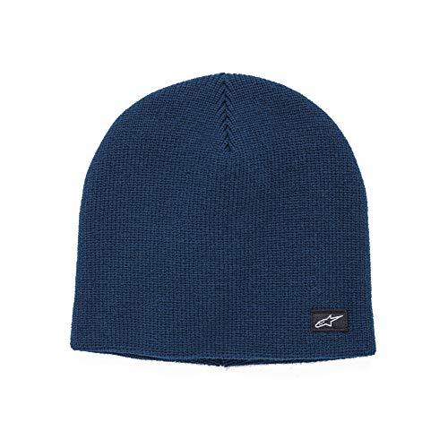 Alpinestars - Sombrero para Hombre, Hombre, Gorro/Sombrero, 1037-81502, Azul Marino, Talla única