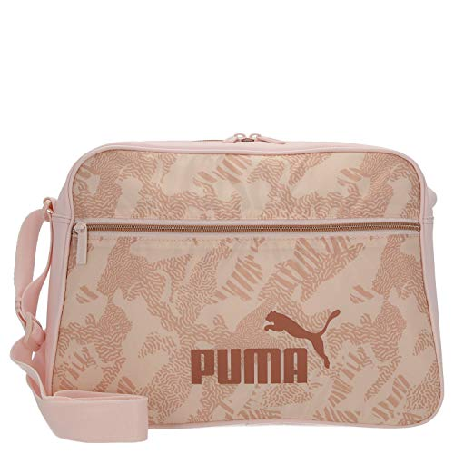 Puma Core Up Reporter Umhängetasche 37 cm Rosewater