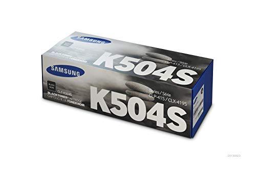 Samsung CLT-K504S Toner, schwarz
