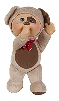 Cabbage Patch Kids Cuties Collection Parker the Puppy Cutie Baby Doll