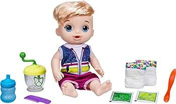 Baby Alive Sweet Spoonfuls Boy Blonde Baby Boy Doll