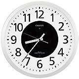 CITIZEN シチズン 掛け時計 電波時計 ソーラー電源 エコライフM815 4MY815-019