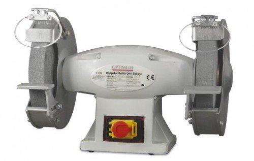 Optimum 3101200.0 Doppelschleifer, SM 200/600