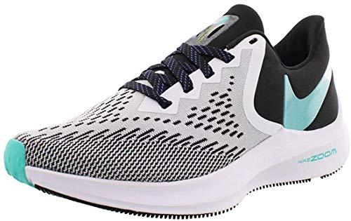Nike Women's Zoom Winflo 6 Running Shoe (8.5,...