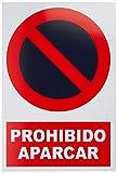 S21 Señalización PRR3068.G Señal prohibido aparcar, Multicolor