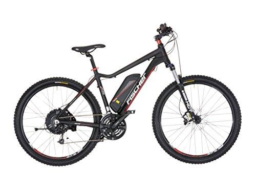 FISCHER e-Bike Mountainbike EM 1608, 27,5 Zoll, Heckmotor, SHIMANO 24-Gang-Schaltung