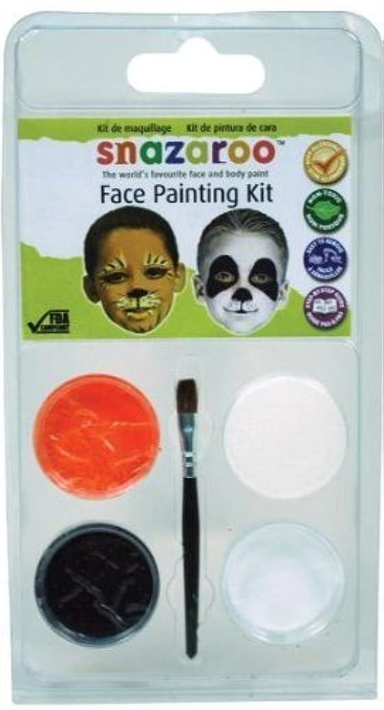 Snazaroo Face Paint Tiger Mini Kit