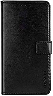Case Cover Compatible with HTC U20 5G,Leather Flip Wallet Case with Card Slot,Stand Holder and Magnetic Closure,HTC U20 5G...