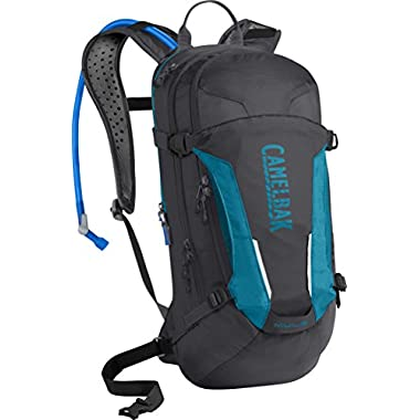 CamelBak M.U.L.E. 100 oz Hydration Pack, Charcoal/Teal