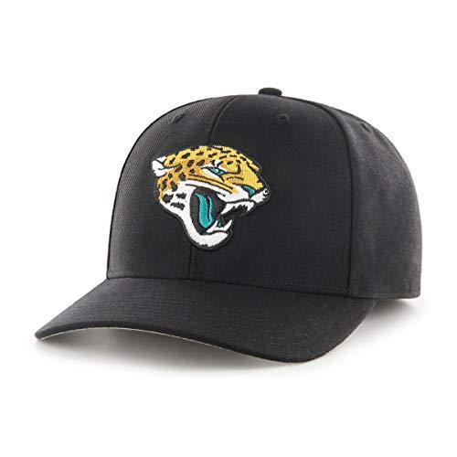 OTS NFL Jacksonville Jaguars Men's All-Star DP Adjustable Hat, Team Color, One Size