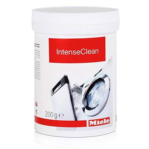 Miele GSA Geschirrspülerzubehör/Maschinenreiniger für hygienische Sauberkeit im Geschirrspüler und Waschmaschine/Entefernt Fette, Bakterien und daurch entstehende Gerüche