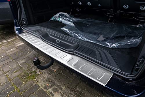 Aroba AR577 protezione paraurti posteriore ABS plastica colore nero Rearguard