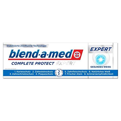 Blend-a-med Pro-Expert Gesundes Weiß Zahncreme, 2er Pack (2 x 0.075 l)