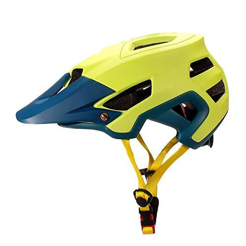 casco bicicleta adulto SFBBBO Casco de bicicleta de montaña parahombre, casco de...