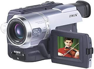 Sony DCRTRV140 Digital8 Camcorder with 2.5