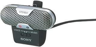 ソニー SONY コンデンサーマイク ステレオ/音楽収音用 VOICE/MUSICモード切り換えスイッチ搭載 ECM-719