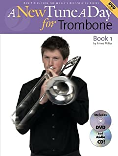 A New Tune a Day - Trombone, Book 1
