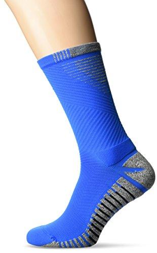 Nike Herren Grip Strike Light Crew Socken, blau, 38.5-40.5