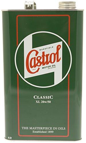 Castrol Classic 20W50 Motoröl, 4.54L