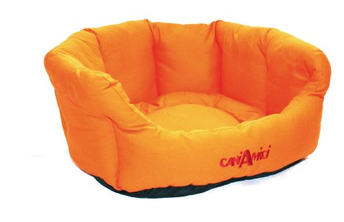 Croci Gaia Lit pour Chien Orange 44 cm