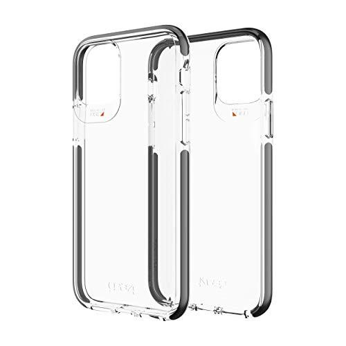 Rosa erweiterter Aufprallschutz mit integrierter D3O-Technologie Handy Schutzh/ülle GEAR4 Piccadilly Kompatibel mit iPhone 11 H/ülle