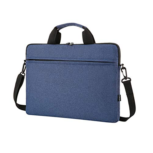 WSY Waterproof Zipper Handbag Sleeve Case For Huawei Matebook X Pro D14 D15 13.9' 13' 14' 15.6' Pouch Bag Cover MagicBook Pro 16.1 (Color : Blue, Size : 8 inch)