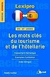 Les mots clés du tourisme et de l'hôtellerie (français/espagnol)