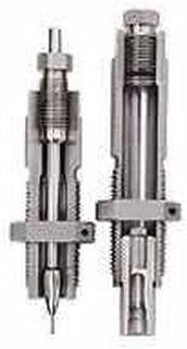 Hornady 546320 DIESET 2 280 REM Remington Custom Grade Reloading DIE Set (Series I, Two DIE set) (.284)