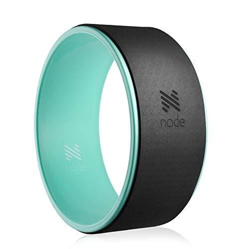 "Node Fitness 13"" Professional Yoga Wheel - Mint Green"