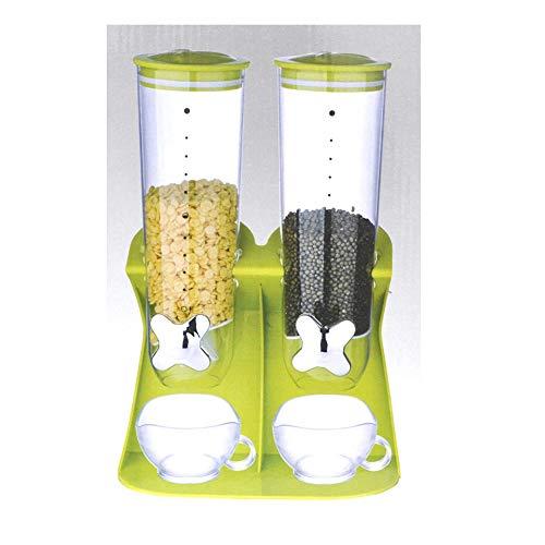 Trockenes Nahrungsmitteldoppeltes Getreide-Zufuhr-Kasten-Behälter-Maschinen-Hafermehl, Nüsse - Resistent und bruchsicher