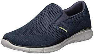 Skechers Sport Men's Equalizer Double Play Slip-On Loafer,Navy,10.5 M US from Skechers