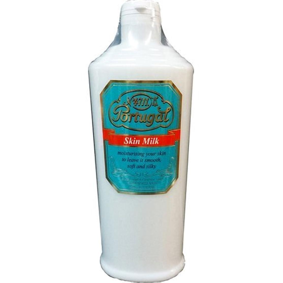 マグ獣微弱4711 ポーチュガル スキンミルク 500ml