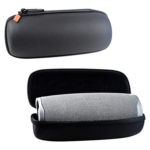 HSKB tas handtas, draagbare handheld hardbag waterdichte outdoor carry on opbergtas voor JBL Charge 3 luidsprekers, draagbare draagkoffer