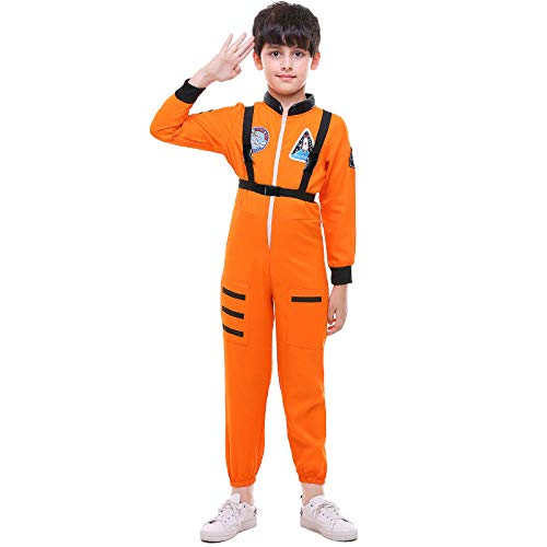 XYL Kostuum Cosplay Party aankleden Outfit/Fairy Tales/Feestkleding Kinderkostuums ruimte astronauten piloten jumpsuits