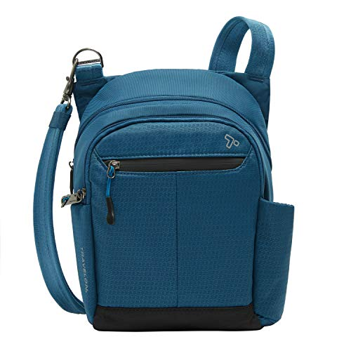 Travelon Anti-Theft Active Tour Bag, Teal, One Size