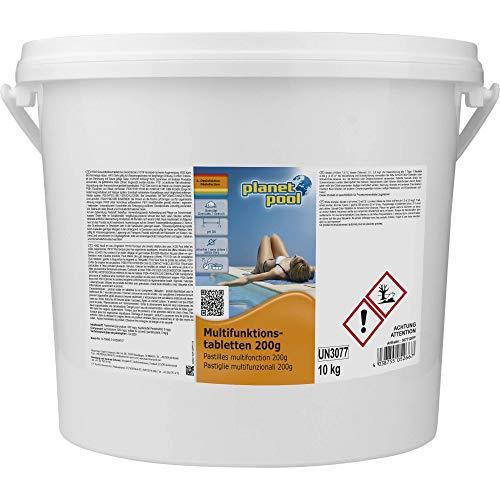 Planet Pool Multifunktions-Tabletten 200 g 10 kg