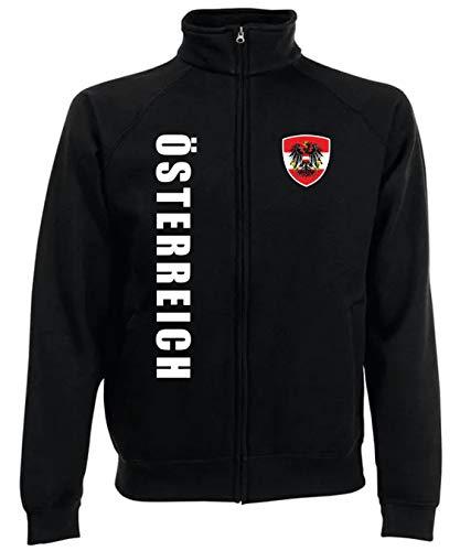 Aprom-Sports Österreich Jacke Zip Sweater SPA SC (M)