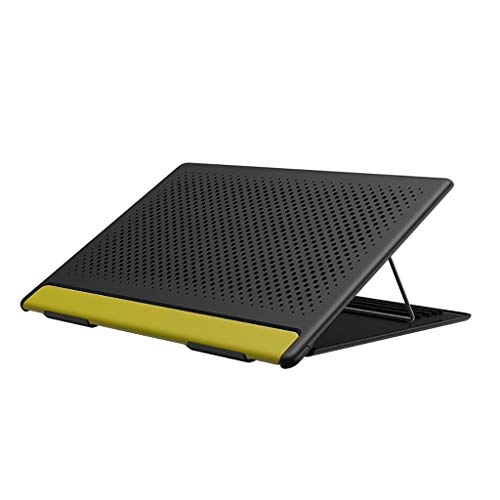 Laptop Stands, Laptop Riser, Aluminum Alloy Folding Roost Laptop Stand, Suitable for 15 Inch Computer Stand (Color : B)
