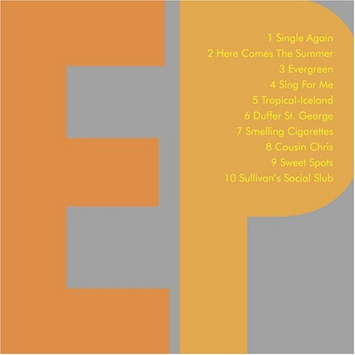 The Fiery Furnaces EP