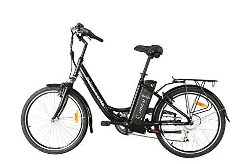 Velys - Vélo électrique Mixte Standard 37 V 12 Ah Roues de 24 Pouces - 80 Km d'autonomie