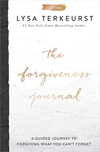 The Forgiveness Journal A Guided Journey to Forgiving What You Can t Forget product image