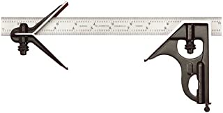 Starrett H33/ /4/Forged Hardened Steel Square Head for combination Squares combination Sets and Bevel Protractors
