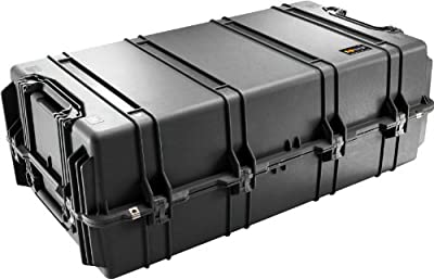 Pelican 1780 Transport Case With Foam (Black)