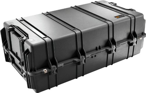 Pelican 1780 Case with Foam for Camera (Black)
