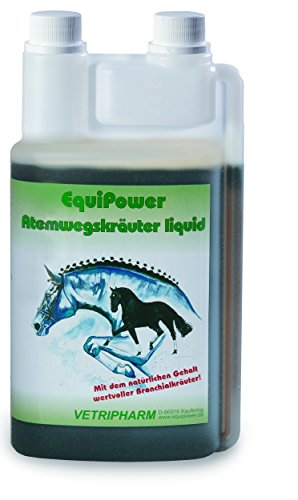 EquiPower Atemwegskräuter liquid 1000ml