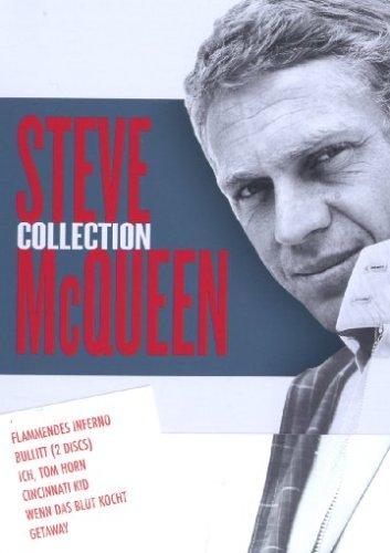 Steve McQueen Prestige Collection (im Steelbook) [7 DVDs]