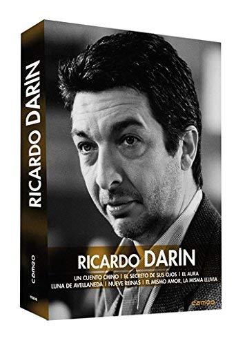 Ricardo Darin Collection - 6-DVD Boxset ( Un cuento chino / El secreto de sus ojos / El aura / Luna de Avellaneda / Nueve reinas / El mismo [ Origine Spagnolo, Nessuna Lingua Italiana ]